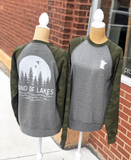 MN Land of Lakes Crew Sweatshirt