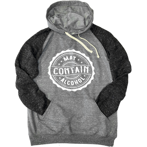 May Contain Alcohol Lightweight Sweatshirt
