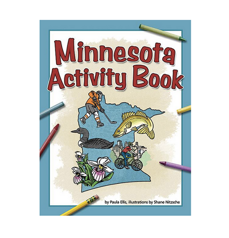 Minnesota Activity Book