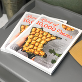 Land of 10,000 Plates Cookbook