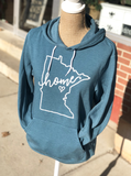 MN Home Sweatshirt - Deep Teal