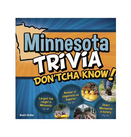 Minnesota Trivia Don'tcha Know! Book