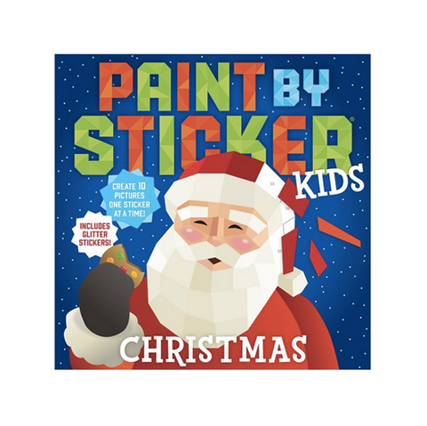 Paint by Sticker Kids - Christmas
