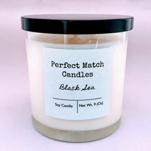 Black Sea Soy Candle