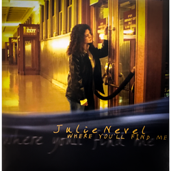 Where You'll Find Me - Julie Nevel