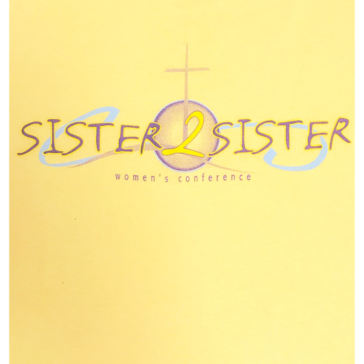 Sister 2 Sister T-Shirt - Julie Nevel