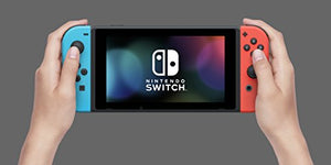 Nintendo Switch - Neon Blue and Red Joy-Con