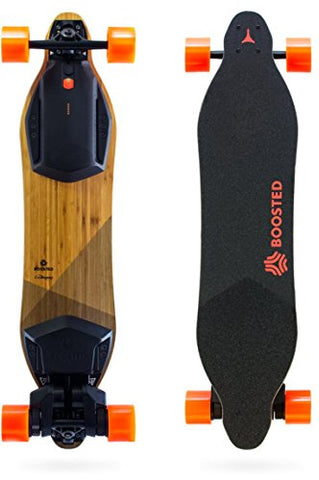 Boosted 2nd Generation Dual+ Electric Skateboard