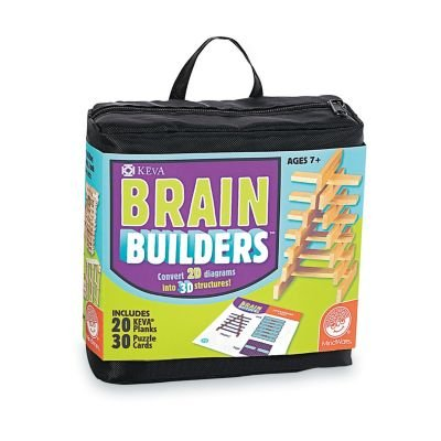 KEVA Brain Builders Game