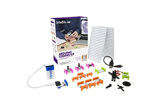 littleBits Electronics Arduino Coding Kit