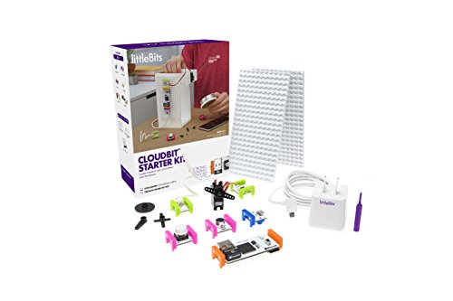 littleBits Electronics cloudBit Starter Kit