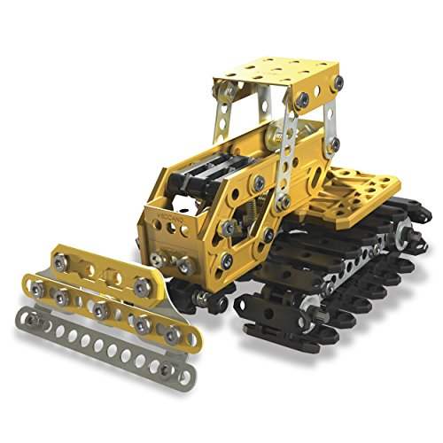Meccano, 2-in-1 Model Set, Excavator and Bulldozer