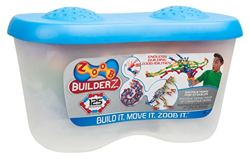 ZOOB BuilderZ 125 Piece Kit