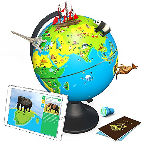 Shifu Orboot: An Educational, Augmented Reality Based Globe for Kids