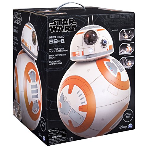 Star Wars - Hero Droid BB-8 - Fully Interactive Droid