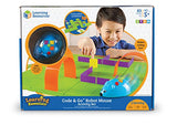 Learning Resources Code & Go Robot Mouse Activity Set (83 Piece)