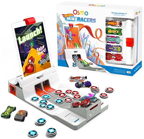 Osmo Hot Wheels MindRacers Kit (iPad base included)