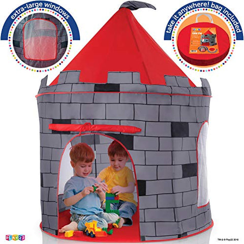 Knight Castle Kids Tent