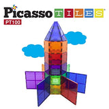 PicassoTiles 100 Piece Set