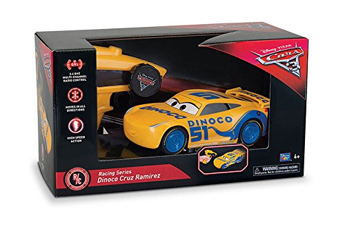 Cars Racing Series Cruz Ramirez Vehicle