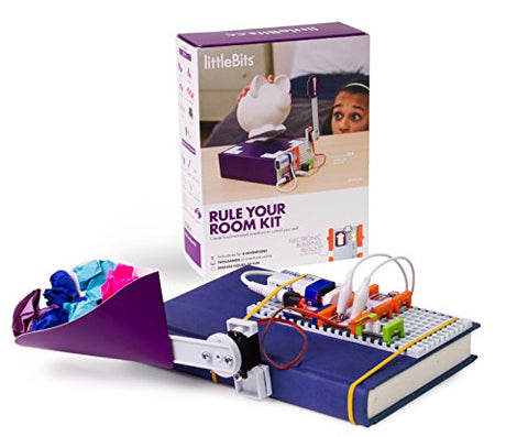 littleBits Rule Your Room Kit