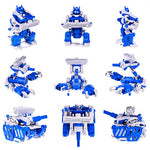 Robot Kit Play Set - 57 pcs