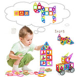 Magnetic Blocks Building Set Toys For Kids