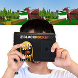 Make Your Own 3D Virtual Reality Game with VR Cardboard Headset