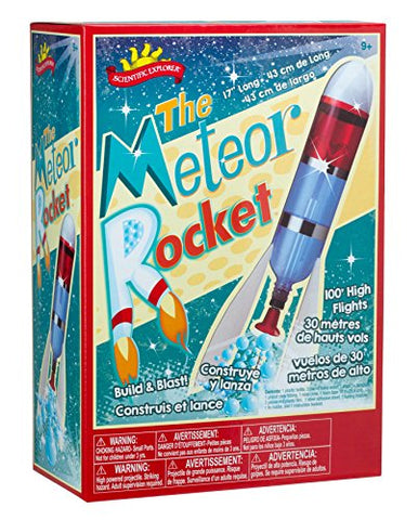 Scientific Explorer Meteor Rocket Kit