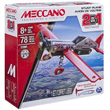 Meccano - 2-in-1 Model - Stunt Plane