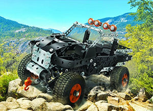 Meccano 4x4 Off-Road Truck Model Building Set