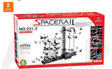 New! Space Rail Model Building Kit Level 2