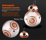 BB-8: an Intelligent Remote controlled Robot