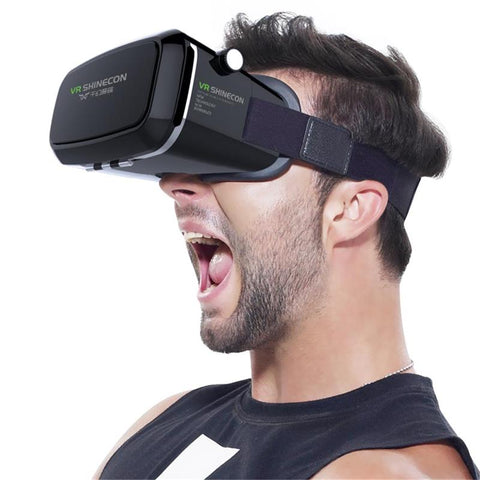 2017 Original Shinecon VR Pro Virtual Reality 3D Headset