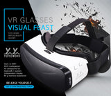 All in One Virtual Reality Headset with HDMI & 3D HIFI Loudspeaker
