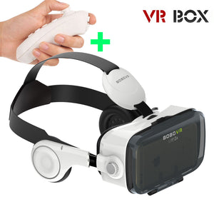 GZDL 4 Virtual Reality Headset With Headphone