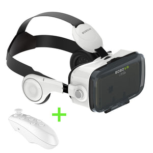 GZDL Virtual Reality Headset With Headphone For 4.0-6.0 Inch Smartphones