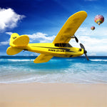 Outdoor Foam RC Plane + Remote