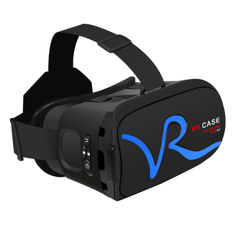 VR CASE VR Headset Blue