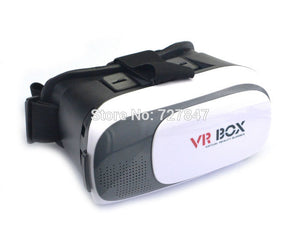 VR BOX Virtual Reality Goggles Cardboard headset 3D Glass + Mini 5.8G FPV Receiver UVC Video Downlink OTG VR Android Phone
