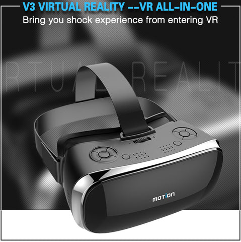 2017 New Motion V3 VR All In One Headset