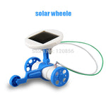 6 in 1 DIY Solar Powered Toy