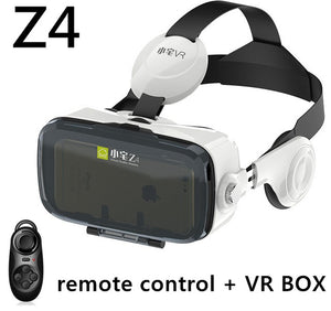 VR BOX BOBOVR Z4  with Headphones