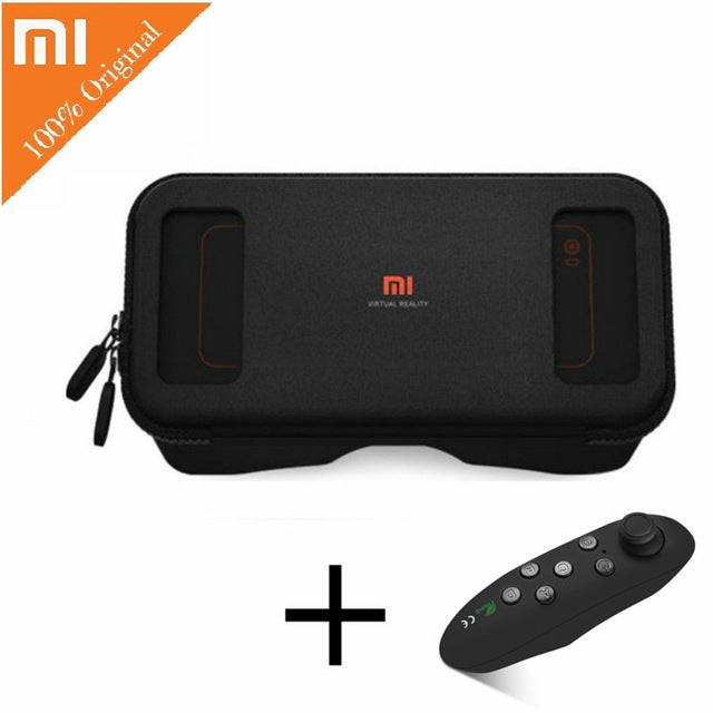 IN STOCK Original Xiaomi VR BOX Mi VR Play Immersive 3D VR Virtual Reality Headset