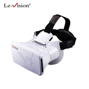 Le-Vision VR BOX Mini VR Glasses Virtual Reality Goggles 3D Glasses Google Cardboard 2.0 BOBO VR Headset For 3.5-6.0 Smartphone
