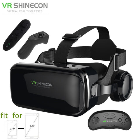 SHINECON G04E 3D VR headset