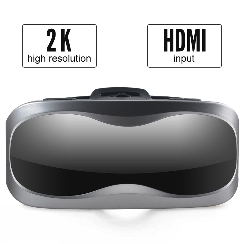 2017 Visionsky Virtual Reality All in One Headset HD 2K 2560*1440 Pix with Mini HDMI,Wifi