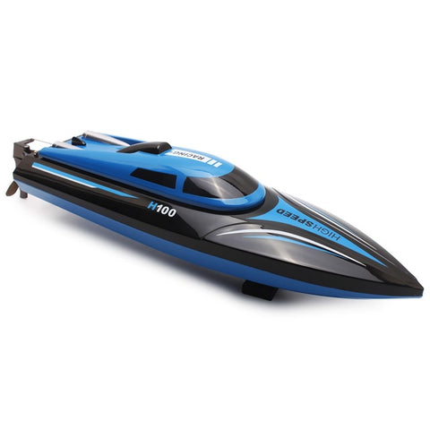 High Speed Racing Remote Control Boat with LCD Screen