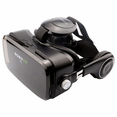 BOBOVR Z4 VR BOX 2.0 Glasses Virtual Reality goggles 3D glasses google Cardboard bobo vr mini headset For 4.3-6.0 smartphone