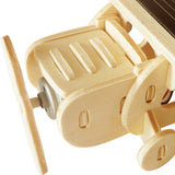 New! Robotime 3D Wooden Puzzle *Solar Powered*